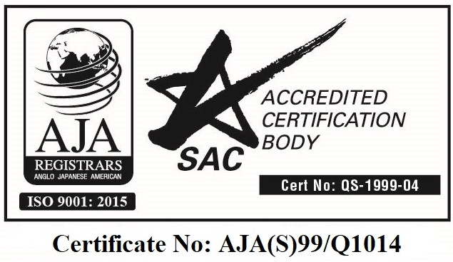 QMS ISO 9001-2015 - MECPEC TRADING CO PTE LTD